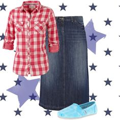 Patriotic, created by modest-16 on Polyvore