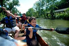 Three Rivers Rowing Association in Millvale during an event for children with autism to learn the sport on Sunday, June 3, 2012. Justin Merriman   Tribune-Review