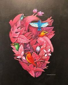 Yolotl ❤ Por @saner_edgar #neomexicanismos Psychedelic Art, Pintura Colonial, 5 April, Anatomical Heart, Sketch A Day, Anatomy Art, Jolie Photo, Grafik Design, Heart Art