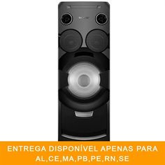 [efácil]Mini System MHC-Shake Torre V7D 2 USB, Bluetooth NFC1200W RMS Sony R$1518,19