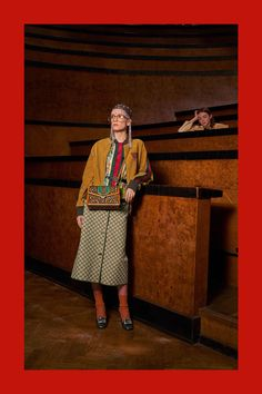 Gucci Pre-Fall 2018 Fashion Show Collection: See the complete Gucci Pre-Fall 2018 collection. Look 20