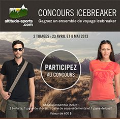 Gagnez un ensemble Icebrreaker. Fin le 7 mai.  http://rienquedugratuit.ca/concours/gagnez-un-ensemble-icebrreaker/
