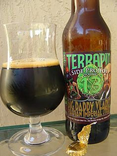 Big Daddy Vlady's Russian Imperial Stout brewed by Terrapin Beer Company in Athens, Georgia.