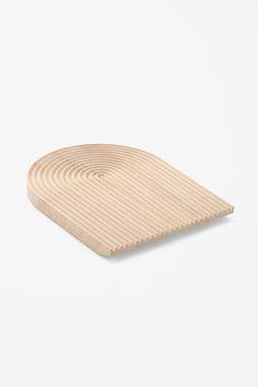 HAY Field Bread Board In Rounded