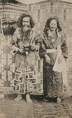 Ainu people - Japan