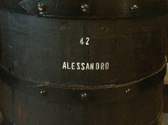 Alessandro barrel