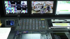 Japan's Yomiuri Telecasting Corporation (YTV) upgrades intercom with #Riedel Artist system.