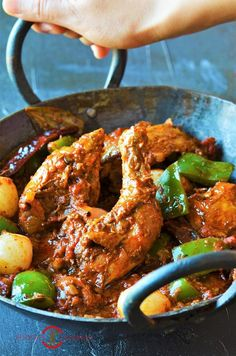 Chicken Karahi Dhaba Style is the best Kadai Chicken you'll ever make that's even better than any restaurant. Don't miss my secret home-made Kadai Masala blend to cook this spicy Kadai Chicken recipe. Indian Chicken Recipes, Easy Indian Recipes, Dinner Recipes Easy Quick, Easy Healthy Recipes, Asian Recipes, Ethnic Recipes, Indonesian Recipes, Delicious Recipes, Restaurants