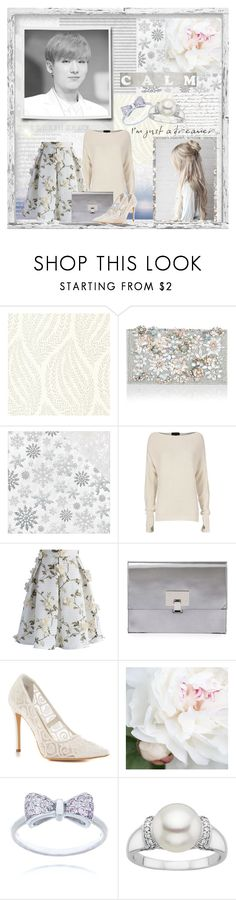 """""""You are my calm, my oasis."""" by tokyotrekker ❤ liked on Polyvore featuring Accessorize, Kaisercraft, Exclusive for Intermix, Chicwish, Proenza Schouler, Penny Loves Kenny and fallwinter2016"""
