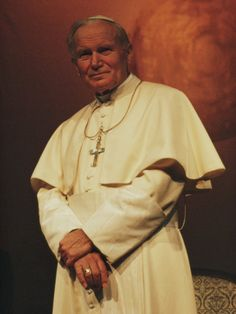 What are some good qualities the Pope John Paul II had?