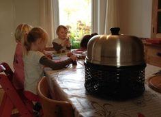 Pepernoten bakken met de kinderen!