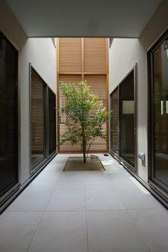 コートヤード[注文住宅建築家の中庭・コートヤードのある家]                                                                                                                                                                                 もっと見る