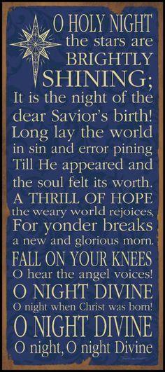 """livvysmomsvintageworld: """" """"O Holy Night"""" ~ http://ift.tt/1XWrSjH """""""