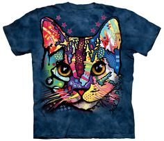 If you LOVE Cats then this VERY UNIQUE Artwork shirt is perfect for you to showcase your Cat Love! NOTE: A Donation is made to Cat Rescuewith each order. ***