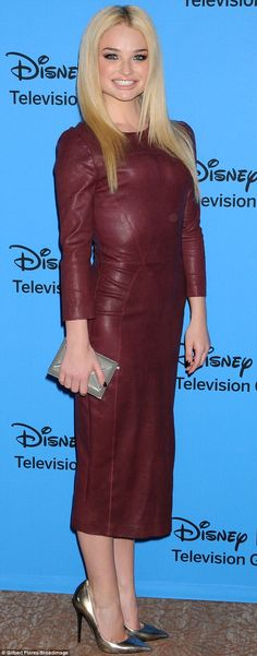 Emma Rigby + dress