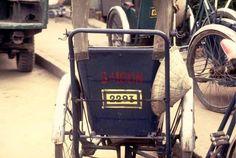 Saigon-Vietnam-cyclo- xích lô