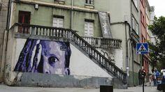 20 murales convertidos en GIF por el diseñador A.L. Crego | Plataforma Arquitectura