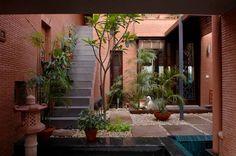 13 hermosos patios interiores (y cómo hacerlos en tu casa) (de Dani Flores)