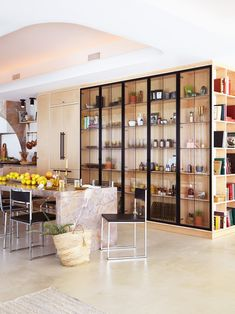 9 Unexpected Kitchen Storage and Organization Ideas You Didn't Try Last Spring Toronto Canada, Em Henderson, Appliance Cabinet, California Closets, Walk In Pantry, Pantry Doors, Kitchen Storage, Kitchen Larder, Open Kitchen