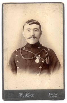 Soldiers of the Queen - Farrier, 12th (Prince of Wales Own) Lancers