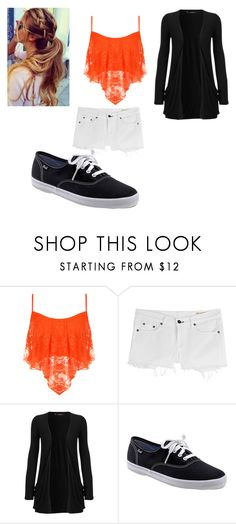 """""""Untitled #8"""" by a-hidden-secret ❤ liked on Polyvore featuring moda, WearAll, rag & bone e Keds"""
