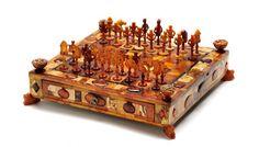 Michel Redlin | 10 Strikingly Different Chess Sets