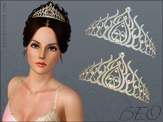 BEO CREATIONS-Diamond Tiara
