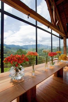 When you stay at the Botanique Hotel & Spa in #Brazil you'll wake up to these breathtaking views every morning.