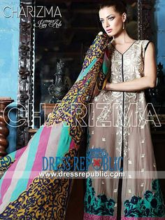 Charizma Spring Lawn Collection 2014 Karachi Volume 2 2nd Volume of Riaz Arts Lawn Prints 2014 with Price in San Francisco Bay Area, New York City and Washington DC, USA. Wholesale Prices for B2B Customers. by www.dressrepublic.com
