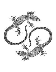 lizard zentangles bing images inspiration pinterest lizards zentangles and zentangle. Black Bedroom Furniture Sets. Home Design Ideas