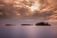 Sunrise on Tiger Island #indonesia #seascape #travel