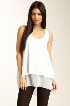 Hi-Lo Layer Tank