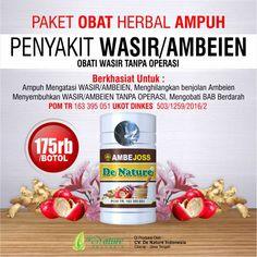 Obat Herbal Ambejoss & Salep Salwa DE NATURE Untuk Solusi Penyakit: - Wasir - Ambeien - BAB Sakit - BAB Berdarah - Benjolan Di Anus - Susah BAB - Anus Sakit / Perih / Panas - Dan berbagai keluhan wasir / ambeien lainnya. Frosted Flakes, Diabetes, Herbalism, Faces, Herbal Medicine