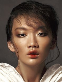 Photography: Marie H Rainville, Judy Inc Makeup and hair: Cynthia-Christina, Judy Inc Model: Ran