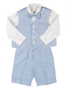 baby boys blue page boy outfits