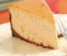 Guilt-Free Pumpkin Cheesecake