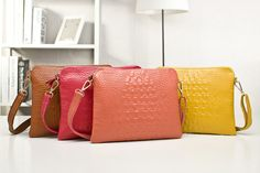 574e69aed9 Genuine Leather Shoulder Bag or Use for Clutch Cheap and free shipping  Fashion Handbags