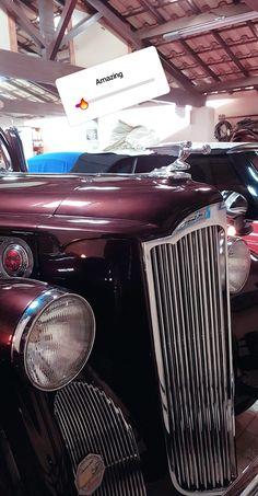 Packard 1940 super 8