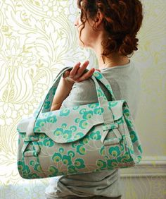 One Hour Craft Bag | AllFreeSewing.com