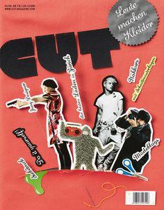 Fast schon Kult: CUT Magazin 1! Mit CUT kam 2009 das erste deutsche DIY Magazin auf den Markt. Zugegeben, wir sind schon a bisserl stolz ;)