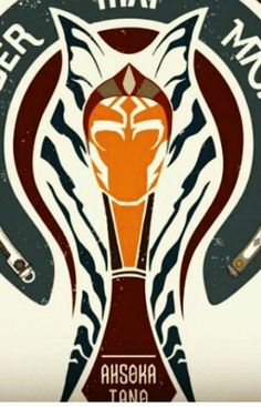 Ahsoka Tano tattoo idea