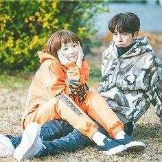 "NAM JOO HYUK (남주혁)TURKEY 🇹🇷 on Instagram: ""Kim Bok Joo ♡ . . . @actor_jisoo @skawngur #남주혁 #NamJooHyuk #namjuhyuk #ナムジュヒョク #南柱赫 #นัมจูฮยอก #joohyuk #намджухёк #habaek #baekah…"" Weightlifting Fairy Wallpaper, Weightlifting Fairy Kim Bok Joo Wallpapers, Korean Drama Movies, Korean Actors, Weightlifting Fairy Kim Bok Joo Swag, Nam Joo Hyuk Lee Sung Kyung, Nam Joo Hyuk Cute, Nam Joo Hyuk Wallpaper, Korean Couple Photoshoot"