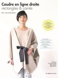 ma collection de livres de couture japonaise                              …