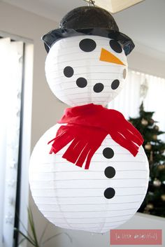 40 Quick and Cheap Christmas Craft Ideas for Kids | Daily source for inspiration and fresh ideas on Architecture, Art and Design