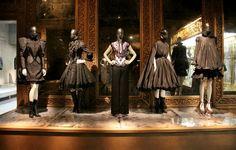 """Savage Beauty"" Alexander McQueen V&A Museum"