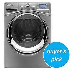 Whirlpool Duet 7 2 Cu Ft Electric Dryer Lunar Silver