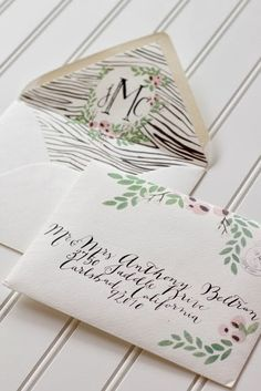 Finding the perfect wedding invitation to give to your friends and family is one of the crucial steps you have to take in planning a wedding? So here's 5 creative rustic wedding invitations. Rustic Invitations, Invitation Design, Wedding Invitations, Wedding Favors, Wedding Songs, Invitation Suite, Wedding Blog, Diy Wedding, Envelope Art