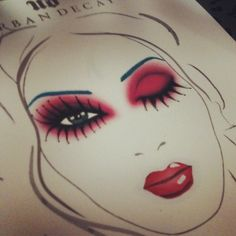 UD Face Chart