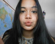 that ew-face of me *shy*  #oh #no #brown #ducklip #me #hello