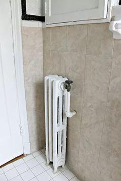 How to Build a Radiator Cover | Hunker Diy Radiator Cover, Home Radiators, Diy Heater, Modern Birdhouses, Ikea Shoe, Ikea Decor, Room Decor, Small Bedroom Storage, Bathroom Storage Solutions